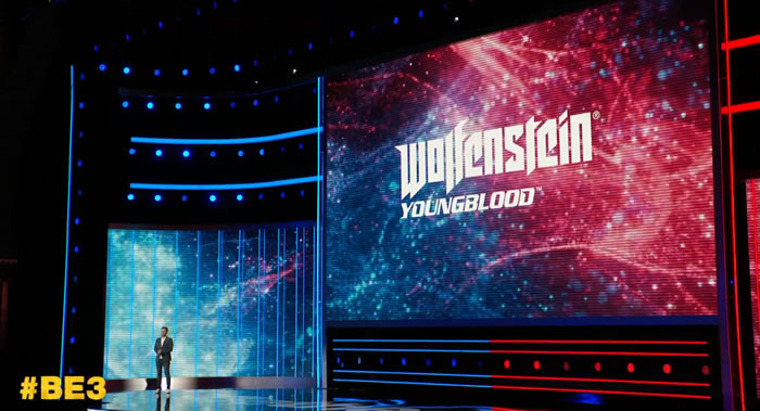 「Wolfenstein: YoungBlood」