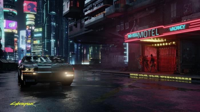 「Cyberpunk 2077」