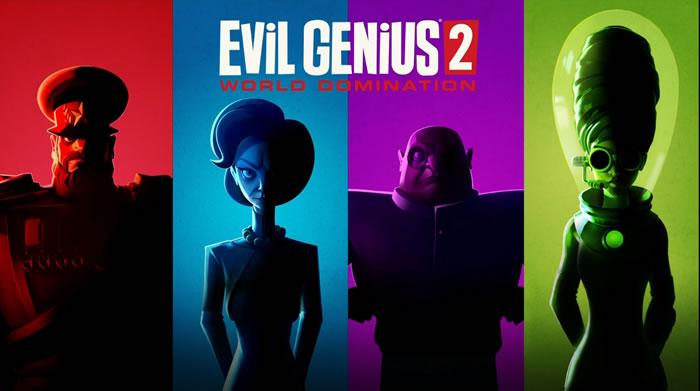「Evil Genius 2」