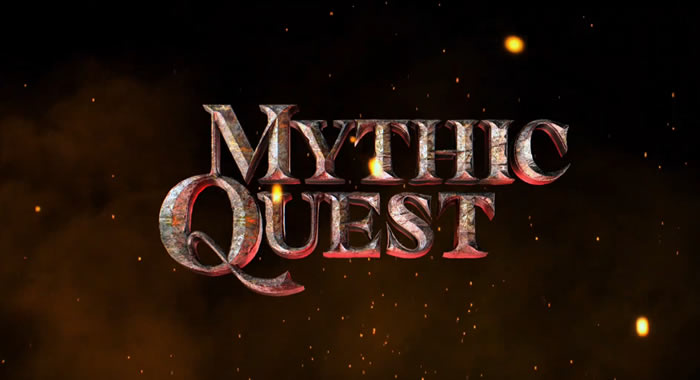 「Mythic Quest 」