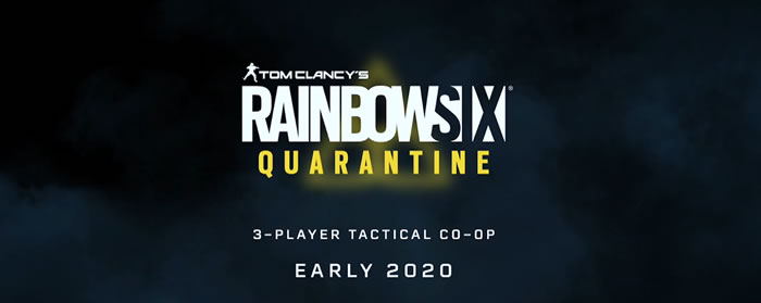 「Rainbow Six Quarantine」