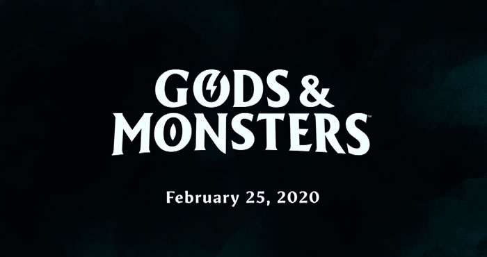 「Gods&Monsters」