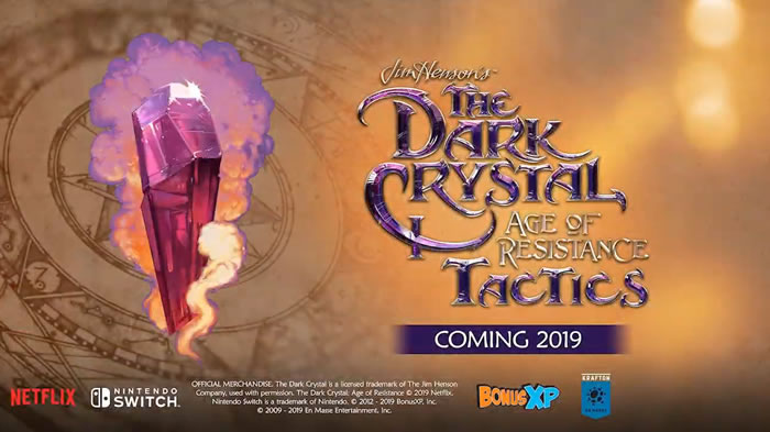 「The Dark Crystal: Age of Resistance」