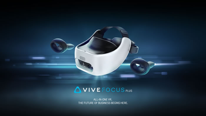 「VIVE Pro Eye」 「VIVE Focus Plus」