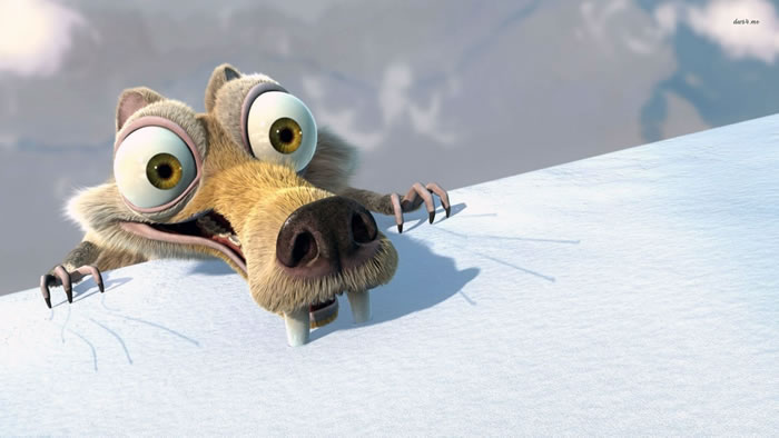 「Ice Age: Scrat's Nutty Adventure」