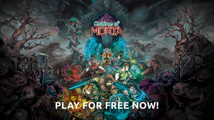 「Children of Morta」
