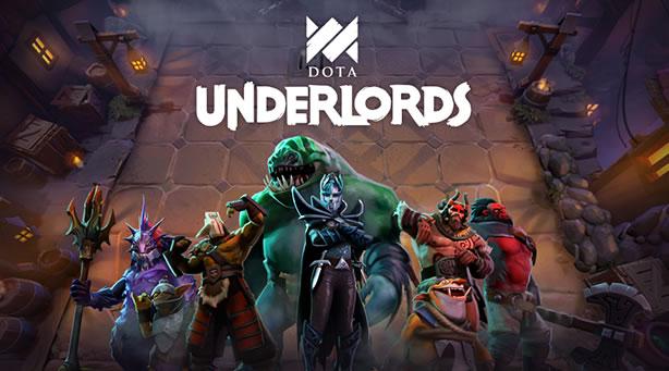 「Dota Underlords」