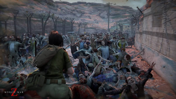 world war z ps4 數位 版