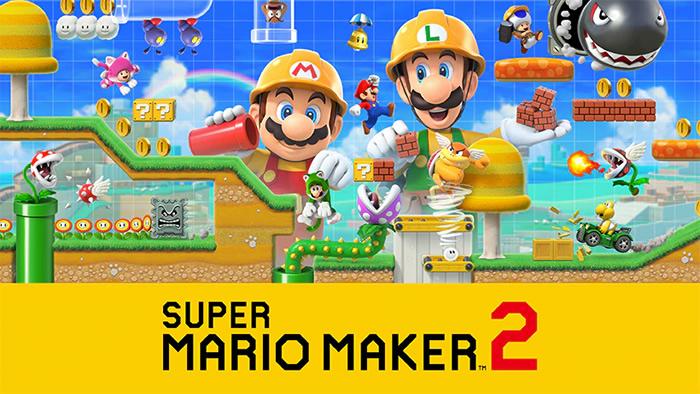 「Super Mario Maker 2」