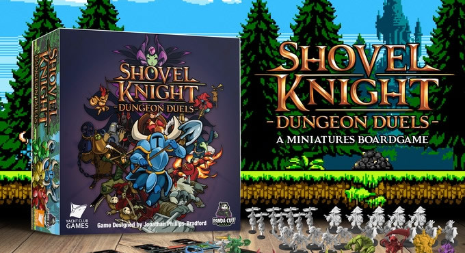 「Shovel Knight: Dungeon Duels」