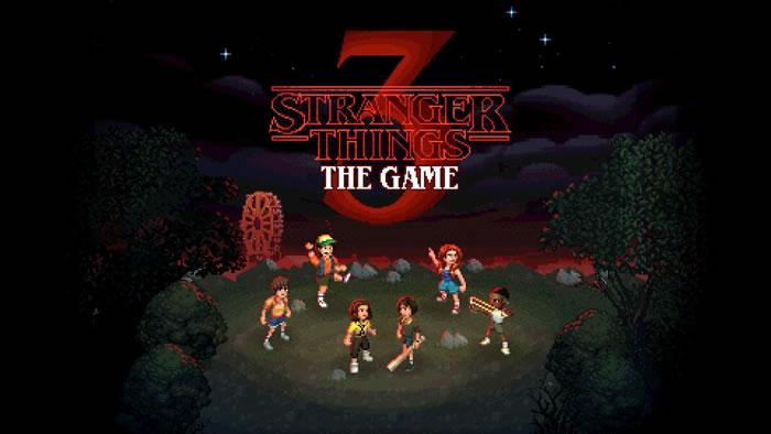 「Stranger Things 3: The Game」