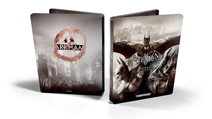 「Batman: Arkham Collection」