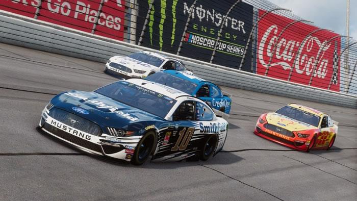 「NASCAR Heat 4」