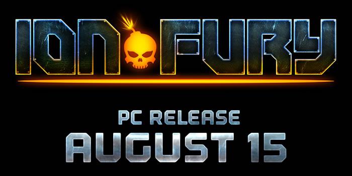 「Ion Fury」