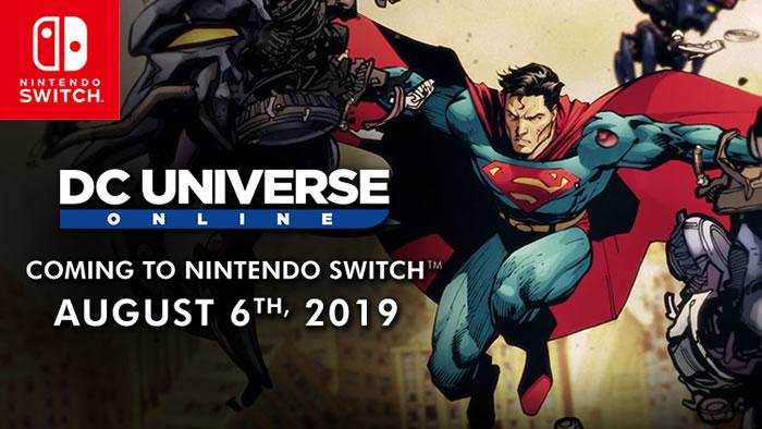 「DC Universe Online」