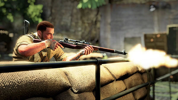 「Sniper Elite 3 Ultimate Edition」