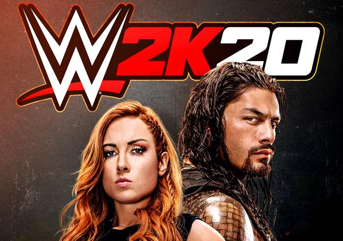 「WWE 2K20」