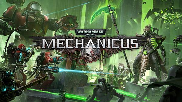 「Warhammer 40,000: Mechanicus」
