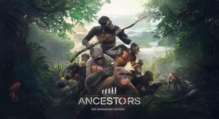 「Ancestors: The Humankind Odyssey」