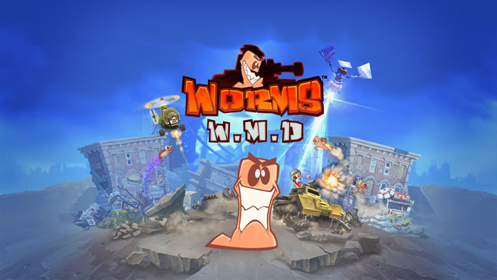 「Worms WMD」