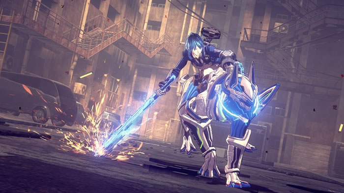 「Astral Chain」