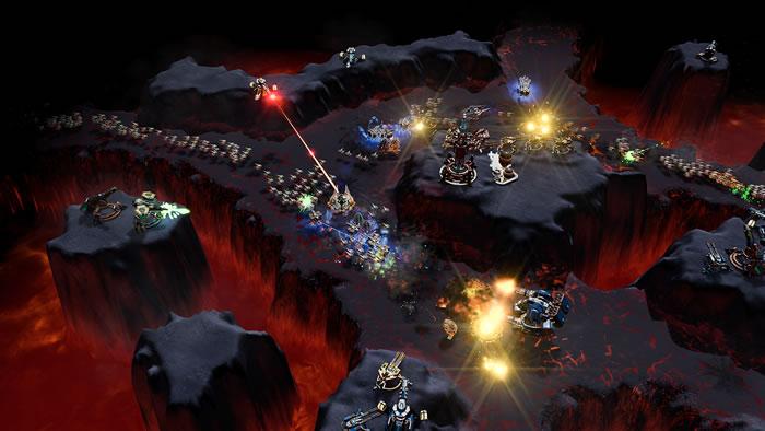 「Siege of Centauri」