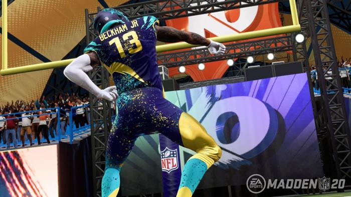「Madden NFL 20」