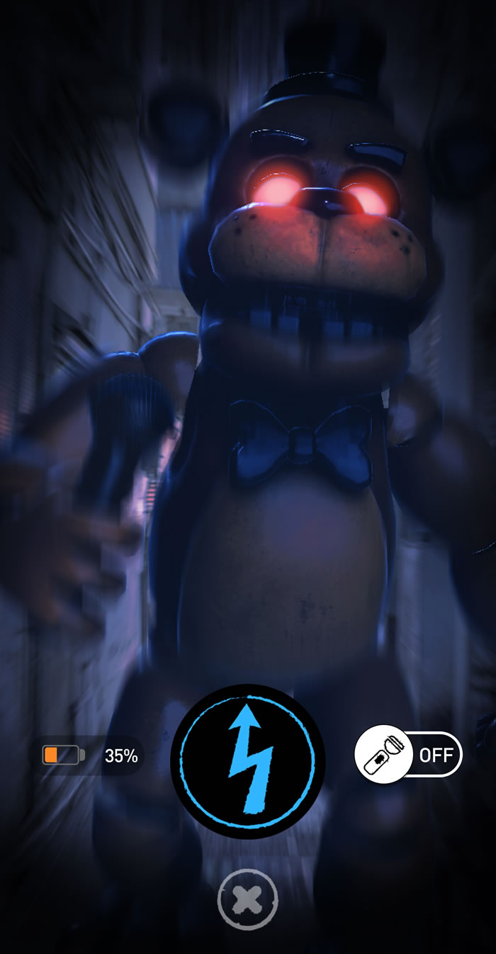 「Five Nights at Freddy's AR: Special Delivery」
