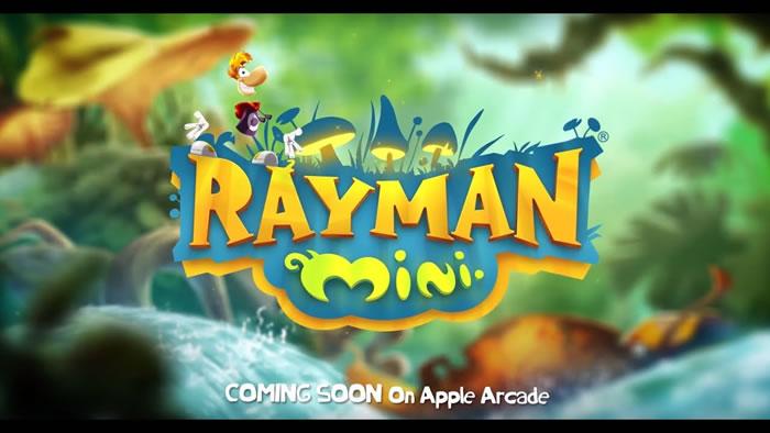 「Rayman Mini」