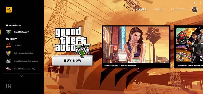 「Rockstar Games」