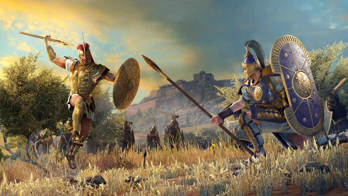 「Total War Saga: Troy」