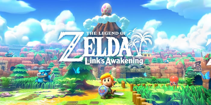 「The Legend of Zelda: Link's Awakening」