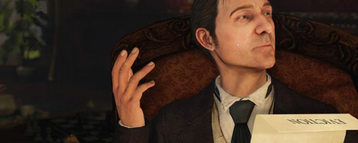「Sherlock Holmes」