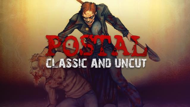 「POSTAL」