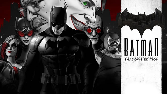 「Batman Shadows Edition」