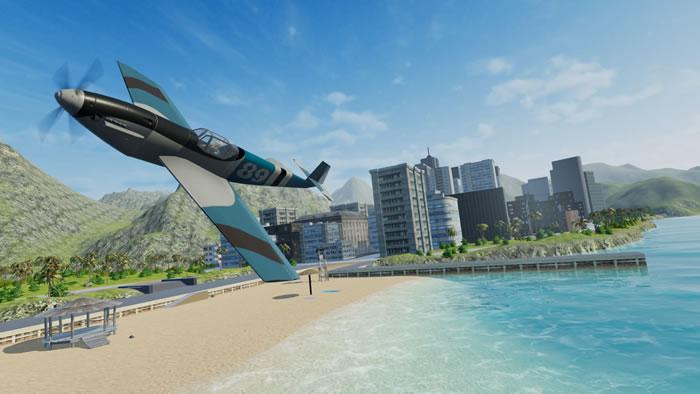 「Balsa Model Flight Simulator」
