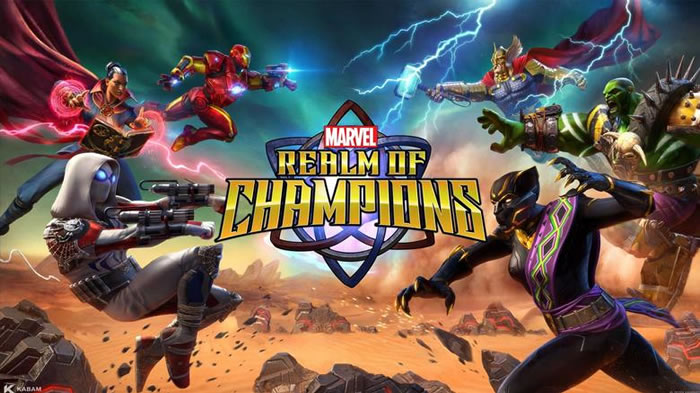 「MARVEL Realm of Champions」