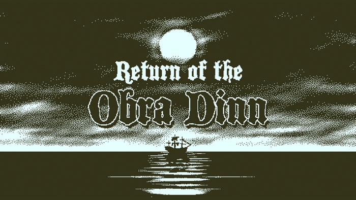 「Return of the Obra Dinn」