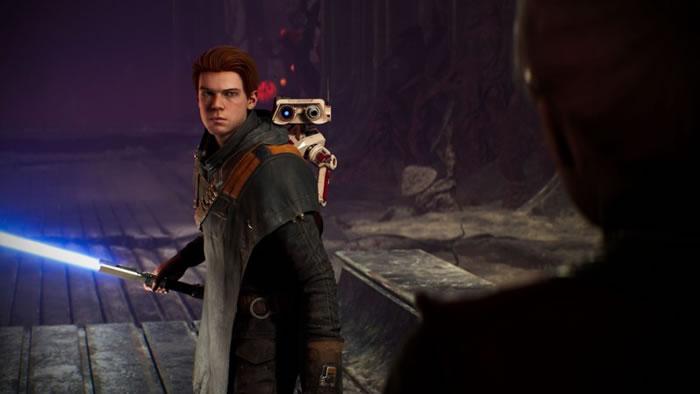 「Star Wars Jedi: Fallen Order」