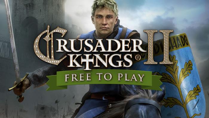 「Crusader Kings II」