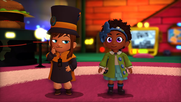 「A Hat in Time」