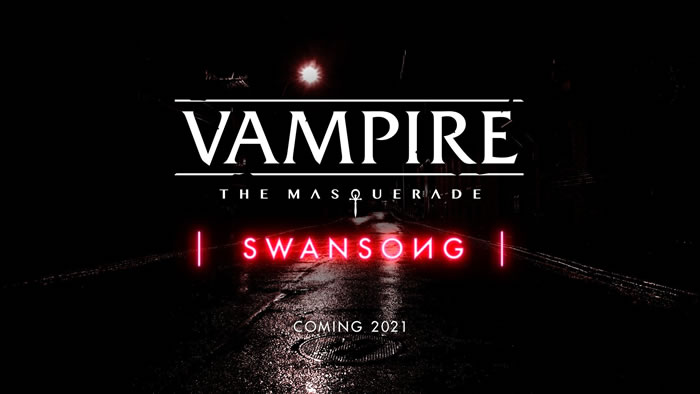 「Vampire: The Masquerade - Swanson」