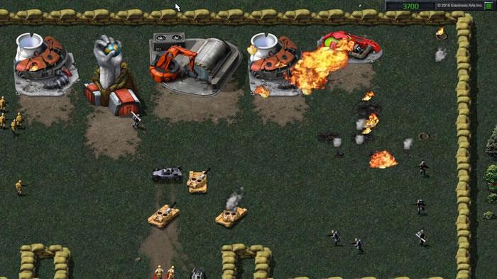 「Command & Conquer」