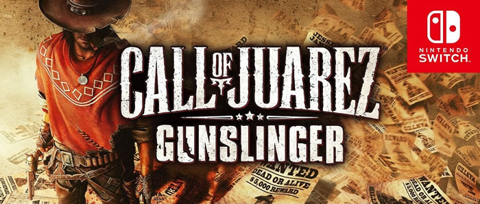 「Call of Juarez: Gunslinger」
