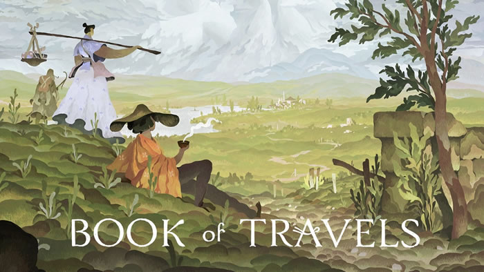 「Book of Travels」