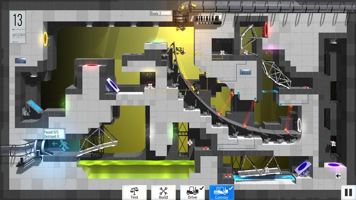 「Bridge Constructor Portal」