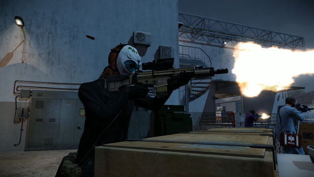 「PAYDAY 2」