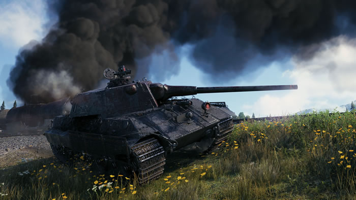 「World of Tanks」