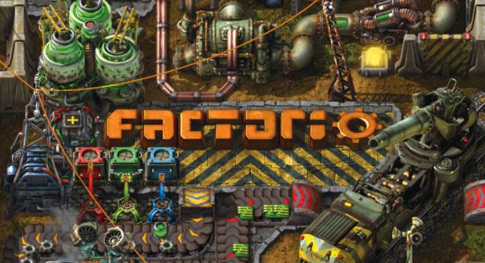 「Factorio」