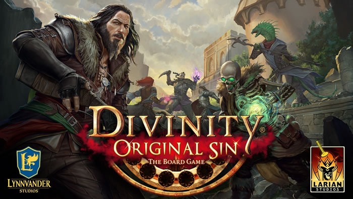 「Divinity Original Sin the Board Game」